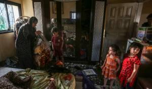 הרס עצום: תיעוד נרחב מתוך עזה המופגזת