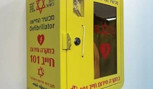 יוזמה: דפיברילטורים בבתי כנסת בירושלים