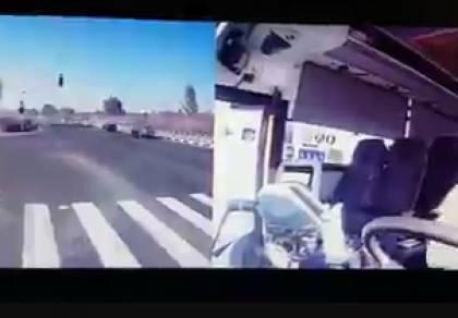 """רקטה נפלה ליד הנהג: להגיד ב""""ה - ולהמשיך"""