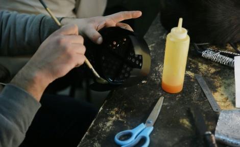 מזנב שועל לכתר חסידי: כך מכינים שטריימל