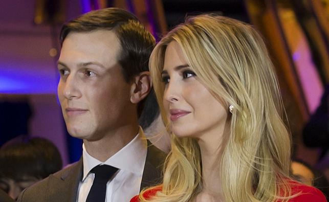 הזוג טראמפ-קושנר