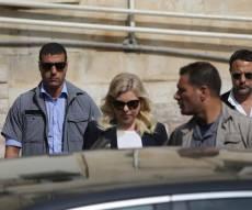 שרה נתניהו, מגיעה למשפטה