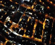 תיעוד מרהיב: מאה שערים וירושלים מהאוויר