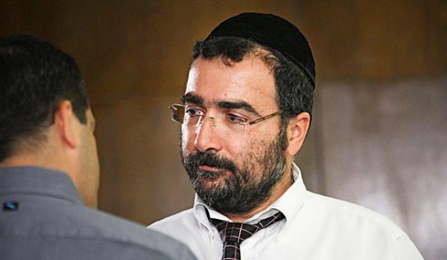 מאיר רבין בבית המשפט