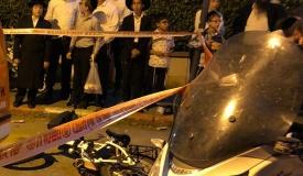 רוכב אופניים נהרג בתאונת דרכים בבני ברק