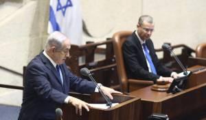 """הכנסת תצביע על ההסכם: """"ברית המתונים"""""""