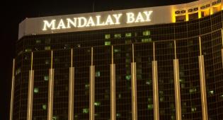 המלון ממנו ירה הרוצח - מתברר: הרוצח מלאס וגאס שם קץ לחייו