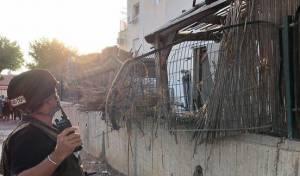 רקטה התפוצצה סמוך לבית כנסת: חיל האוויר תוקף בעזה