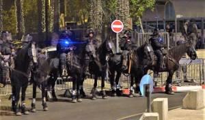 המשטרה מציגה: ההתפרעויות בשער שכם