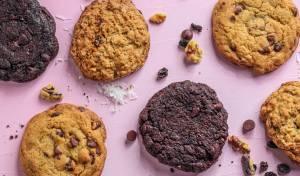 עוגיות שוקולד צ'יפס רכות ושמנמנות