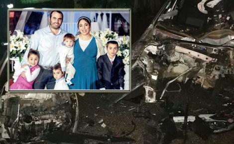 """המשפחה שהתרסקה בתאונה - איש ההצלה זועם: """"בחדשות אמרו שמתה"""""""