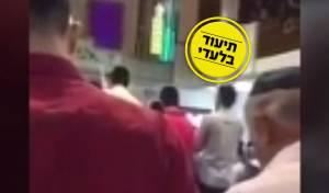 צפו • אמירת הסליחות בבית הכנסת בטהרן