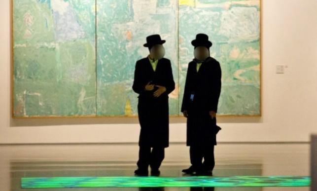 זיוף אומנות: סוחרים חרדים נעצרו