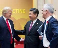 הנשיא טראמפ והנשיא שי