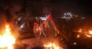 """גלריה: התפרעויות הערבים ביו""""ש וברצועה"""