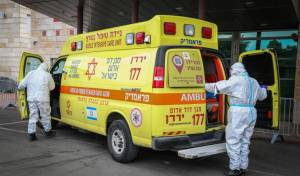 הערכות: כ-2,400 חולים קשים בעוד חודש