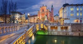לובליאנה, בירת שלובניה - ומי מובילה בתיירות הסלובנית? ישראל