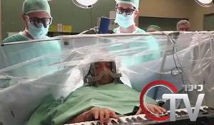 כיכר TV: ניגנה בפסנתר תוך כדי ניתוח מוח