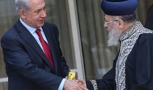 """הראשל""""צ: עד מדינה הוא רשע; נגד התורה"""
