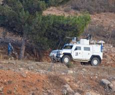 """חייל האו""""ם בלבנון - עיתונאי המתמודד נגד חיזבאללה  - הותקף"""