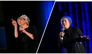 הרבנית ימימה מזרחי ונועה ירון על במה אחת!