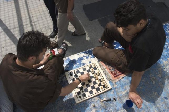 מחבלים מבלים בכלא בישראל