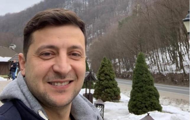 המועמד היהודי ניצח בבחירות באוקראינה