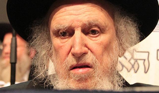 הרב שמואל אוירבך, מנהיג המחנה הליטאי - ירושלמי