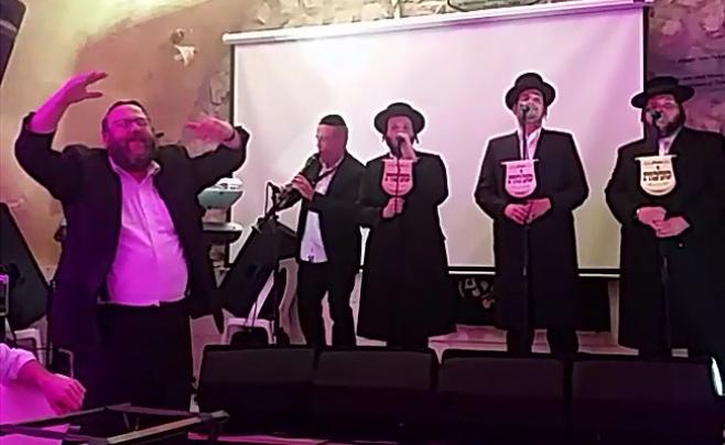 צפו: טורצקי ניצח ו'מלכות' הפכה לכליזמר