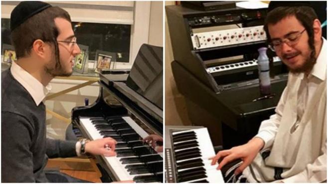 """הרשי ויינברגר ודובי מייזלס בשיר חדש: """"ולזבולון"""""""