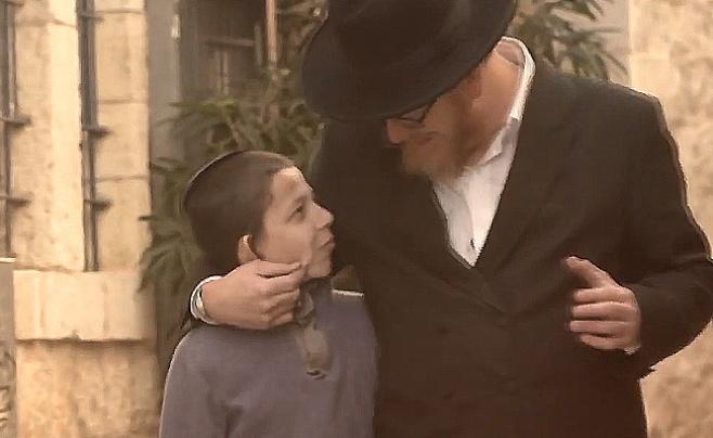 """סיפור לילדים: האדמו""""ר הזקן בחתונה מיוחדת • צפו"""