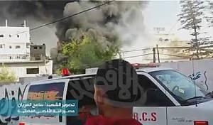 צפו: צלם החמאס תיעד את מותו