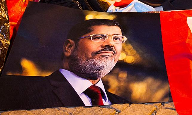 הנשיא המודח מוחמד מורסי, השתייך ל'האחים המוסלמים'