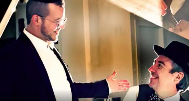 """שלוימי קצנלבוגן שר עם עמירן דביר: """"קרוב"""""""