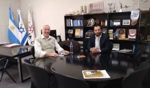 """נשיא הקהילה בארגנטינה: """"עוקבים בדאגה"""""""
