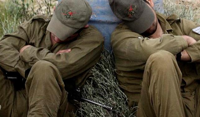 """חיילים בגדוד נצח יהודה של הנח""""ל החרדי"""