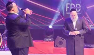 צפו בתיעוד: ענקי הרגש שלמה כהן ואברימי רוט במופע מיוחד