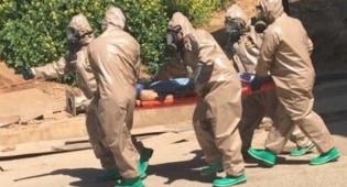 פינוי פצועי נשק כימי, ארכיון - מי עשה שימוש בנשק כימי בסוריה?  מחלוקת