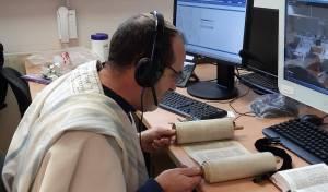 קריאה משותפת בתורה: בבידוד, בבית חולים