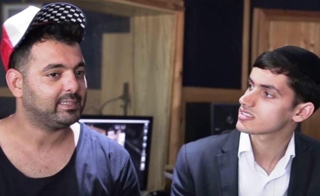 צפו: מידד טסה בראיון על הדואט עם רז חדד