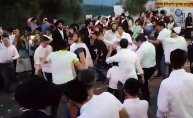 צפו בווידאו: הדיסקוטק של רבי שמעון בר יוחאי