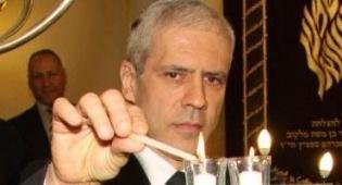 נשיא סרביה, בוריס טאדיץ' בהדלקה