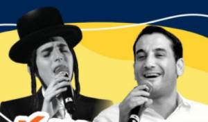 שידור חוזר: חיים ישראל ומוטי שטיינמץ במופע