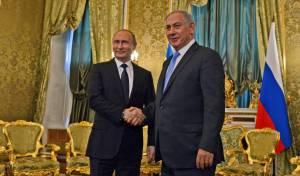 נתניהו ופוטין - נתניהו ופוטין שוחחו בטלפון על איראן וסוריה