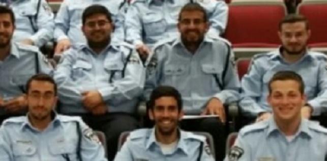 חלק מהשוטרים החרדים