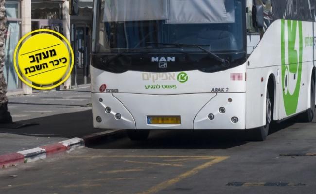 חילול שבת בבני ברק: אוטובוסים נכנסים לעיר בשבת קודש
