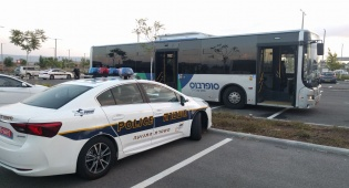 18 אוטובוסים של 'סופרבוס' הורדו מהכביש