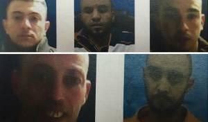 """חמשת חברי החוליה - ערבים ישראלים תכננו לפגע בחיילי צה""""ל"""