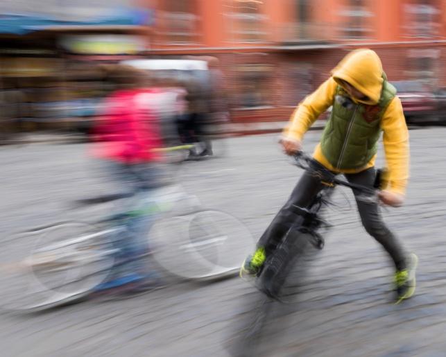 קרנית תשלם 48 אלף שקל לרוכב אופניים שנפגע בתאונה