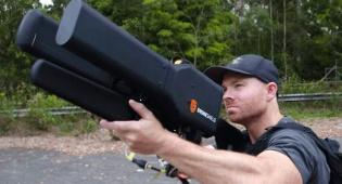 צפו: נמצא הרובה שישתלט על רחפני מחבלים